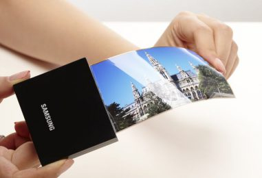 Samsung Will Launch A Flexible Phone To Take On The iPhone X