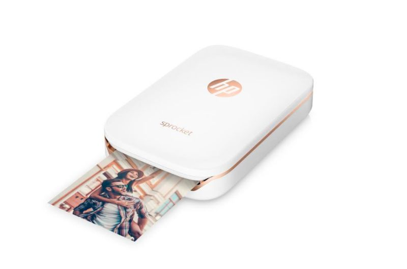 HP Launches Sprocket Photo Printer For The Smartphone Generation