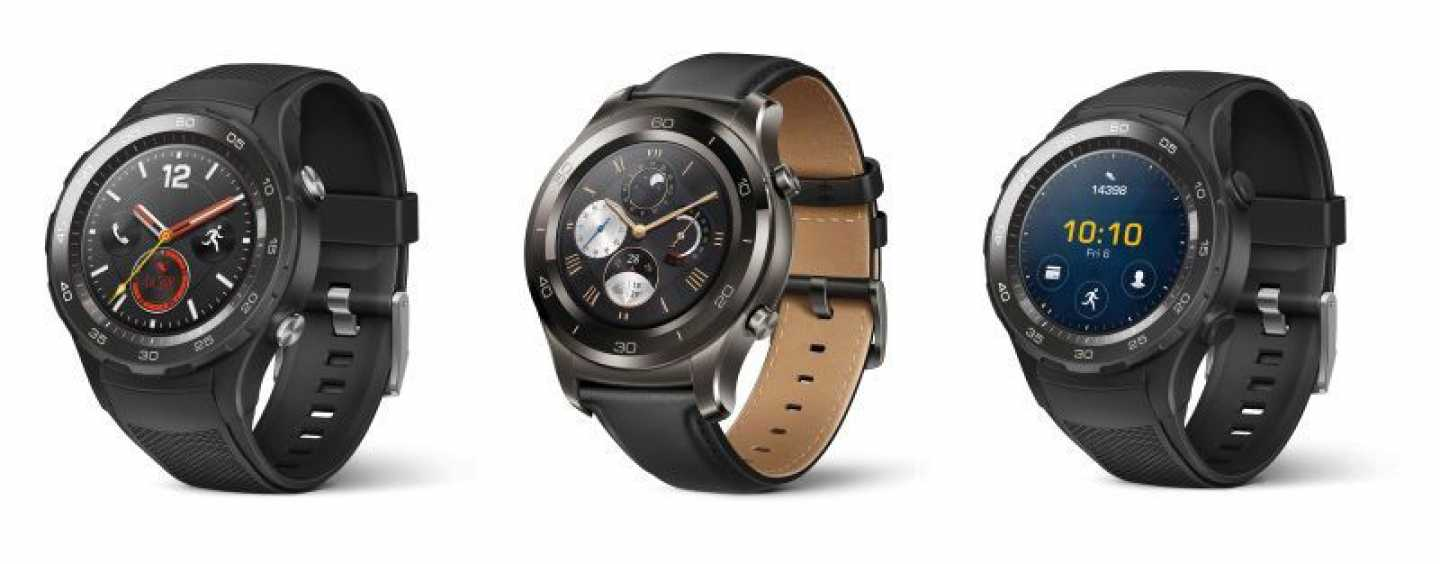 Huawei Launches Watch 2 With 4G Support In India