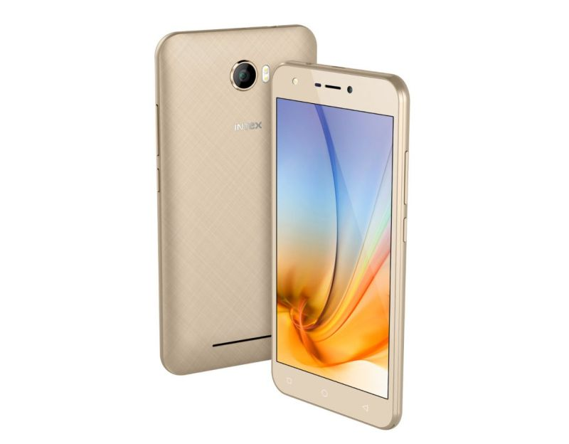 Intex Aqua 5.5 VR+ launched in India at Rs 5799