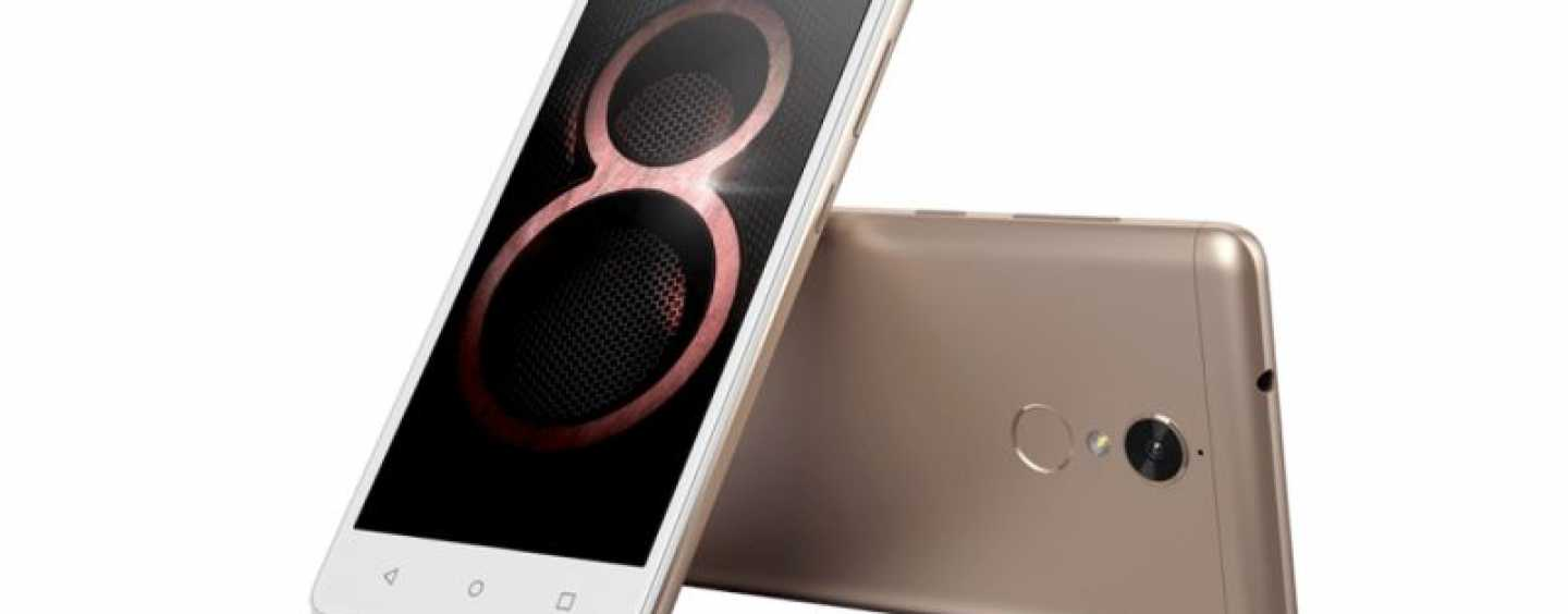 Lenovo Takes On The Redmi Note 4 With Its K8 Smartphone