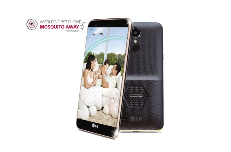 LG Launches A Phone With Mosquito Repellent Feature In India