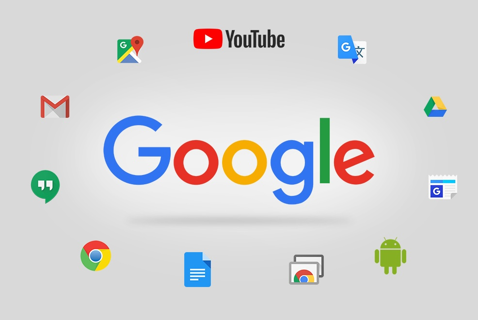 list of google products for consumers