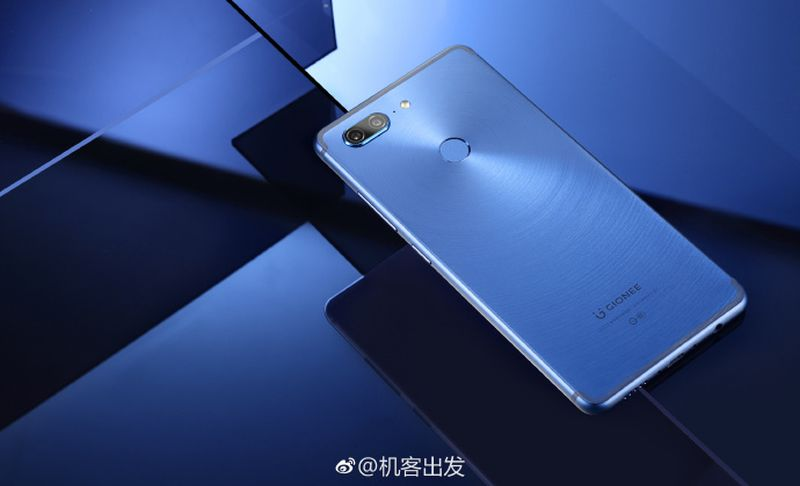 Gionee To Go Bezel-Less With The Upcoming M7 Smartphone