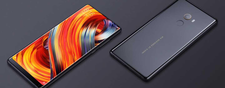 Xiaomi Unveils Its Second Bezel-Less Phone The Mi Mix 2