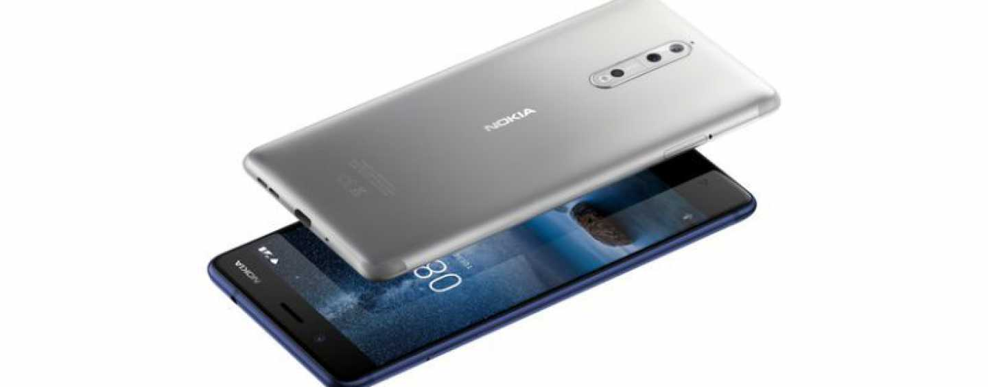Nokia 8 Gets A Rs 36,999 Price Tag In India