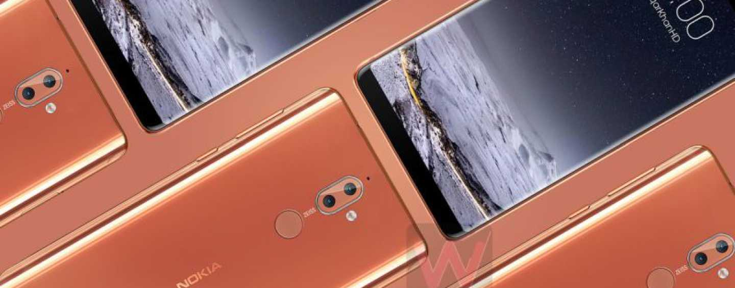 Nokia 9 May Ditch Bezels To Take On The Galaxy S8