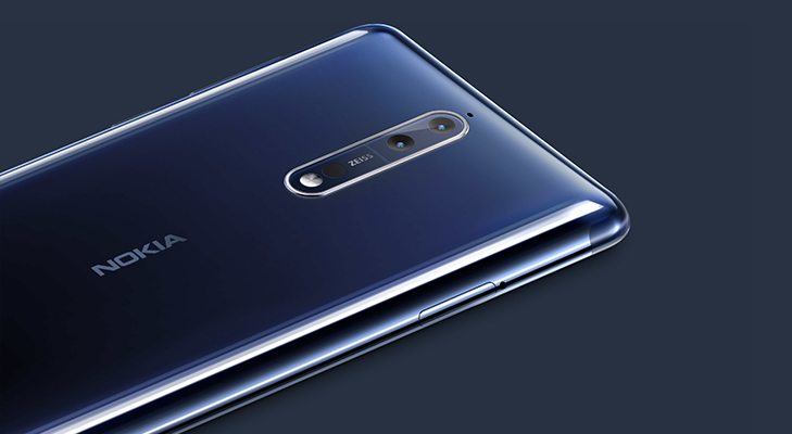 Nokia 9 Back Panel Reveals Design Details