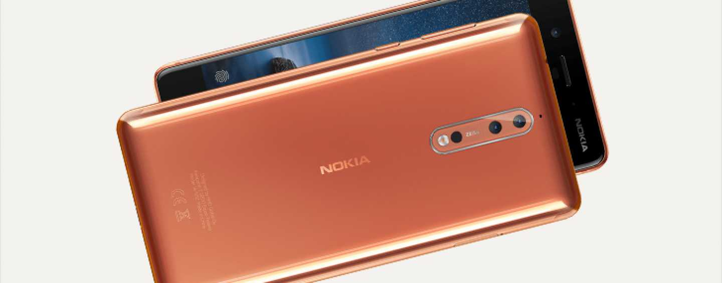 Nokia 8 Is Now Available For Purchase In India