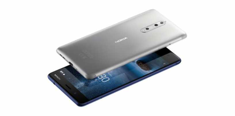 Nokia 8 Users Get Early Access To Android Oreo