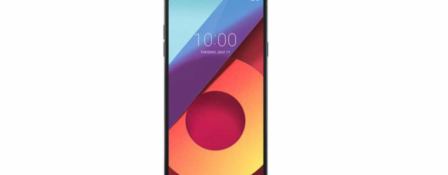 LG Launches Q6+ Smartphone For Rs 17,990