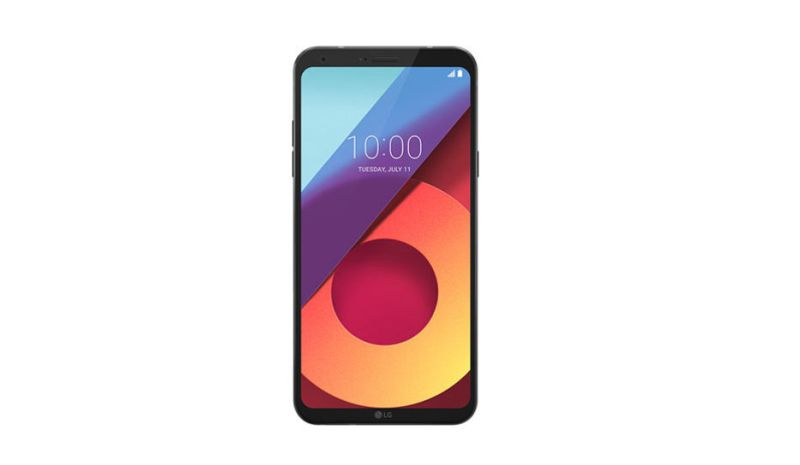 LG Q6+ with FullVision display launched in India at Rs 17990