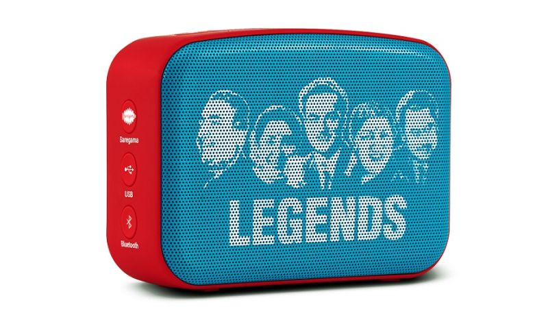 Saregama Launches Carvaan Mini Speaker For Rs 2490