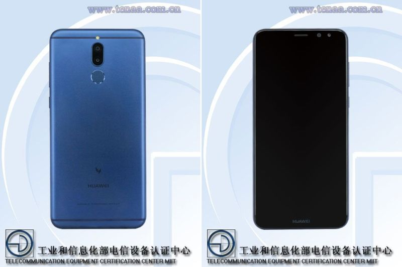 Upcoming Huawei Smartphone With Dual-Camera Spotted On TENAA