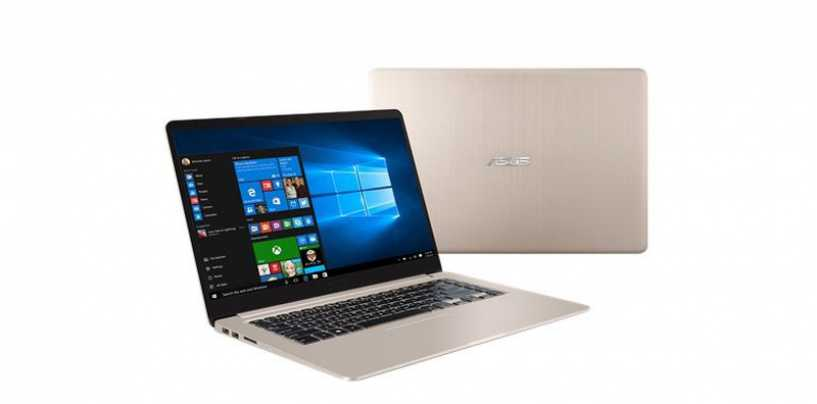 Asus Launches VivoBook S15 And ZenBook UX430 With Thin Bezels