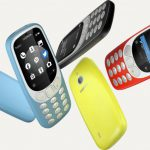 Nokia 3310 Feature Phone Gets A 4G Flavour
