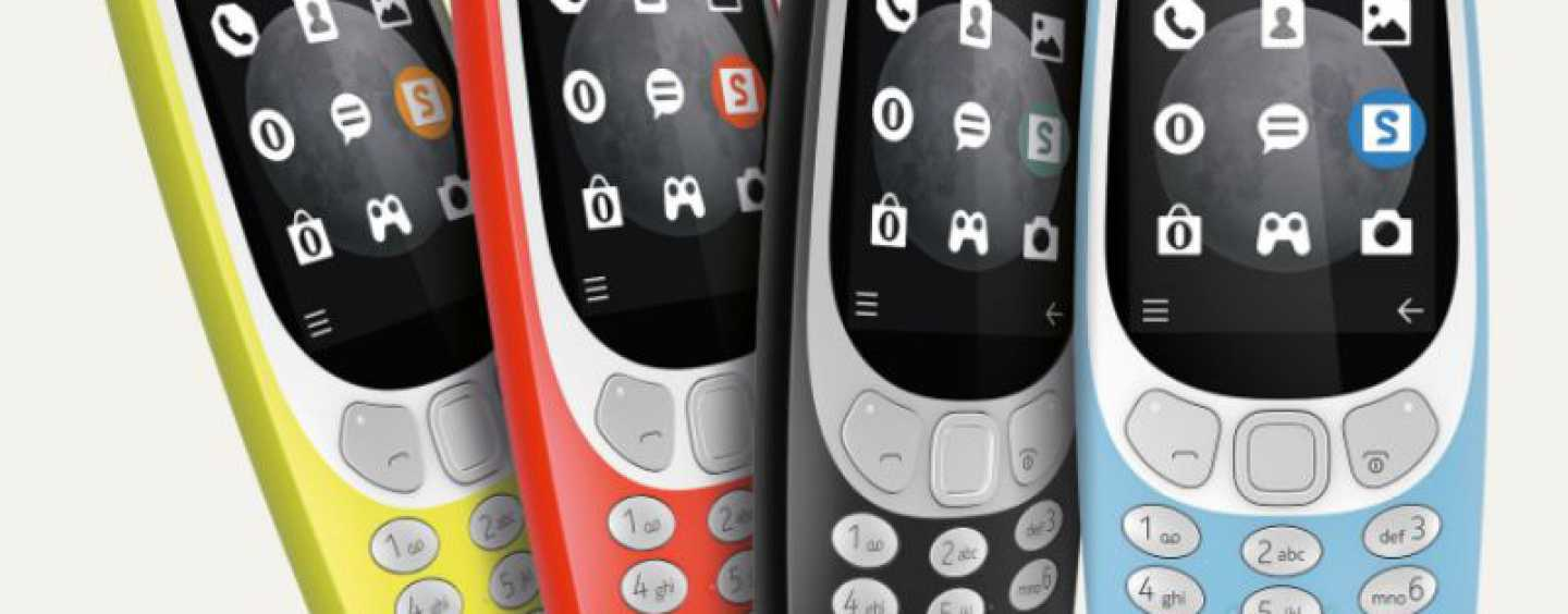 Nokia 3310 With 4G Connectivity Spotted On TENAA