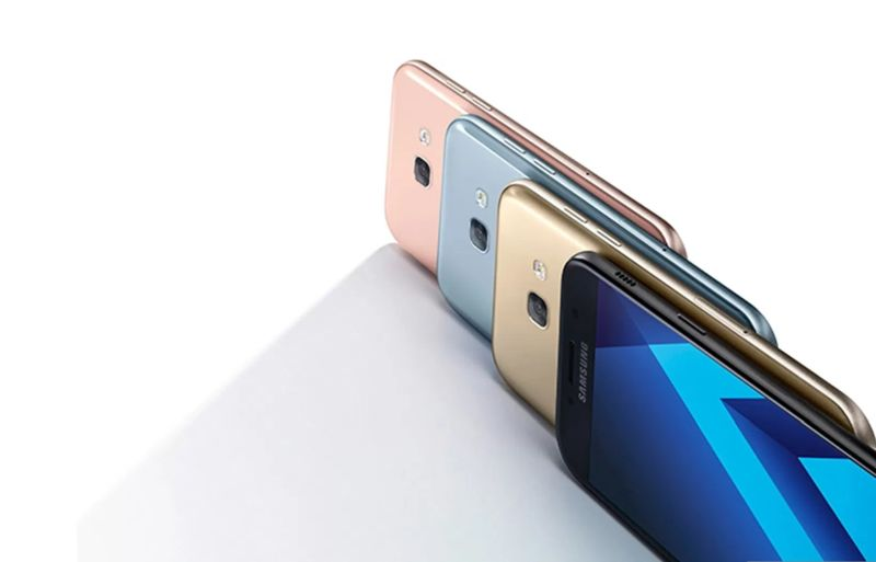 Samsung Galaxy A5 (2018) And A7 (2018) Revealed In Renders