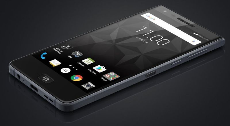 Upcoming BlackBerry Motion's Press Images Leak