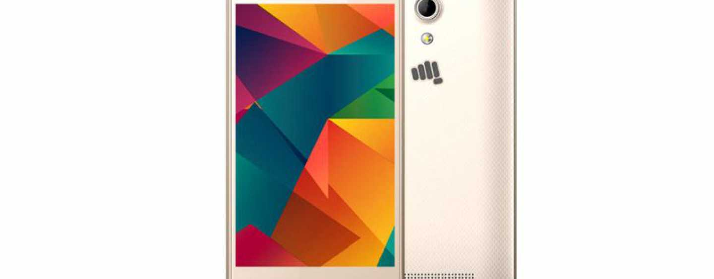 Vodafone Partners With Micromax To Launch Bharat 2 VoLTE Smartphone