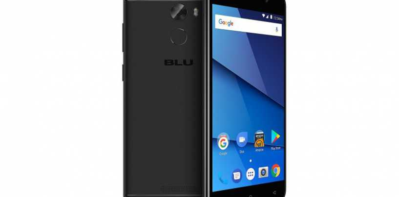 Blu Launches Budget Vivo 8L With A 20 MP Selfie Camera