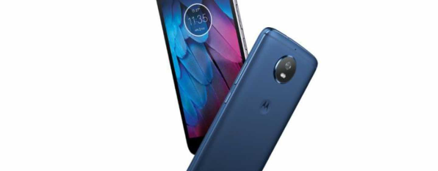 Lenovo Launches A New Blue Moto G5S In India