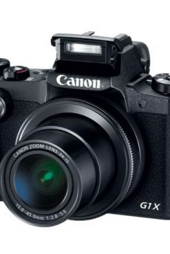 Canon Launches World's first APS-C Sensor Compact Digital Zoom Camera