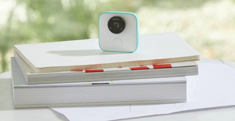 Google Announces A Hands-Free Clips Camera