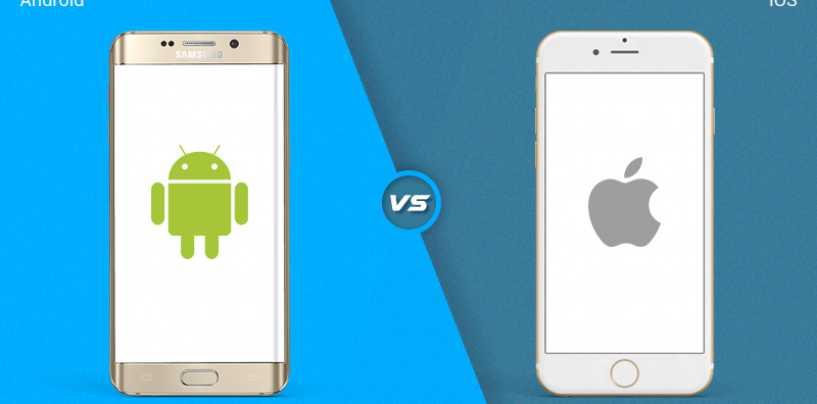 iOS 11 Vs. Android Oreo – What's New?