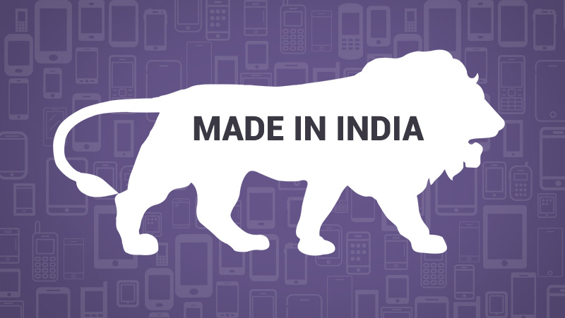 Top 4 Indian Phone Manufacturers in 2017