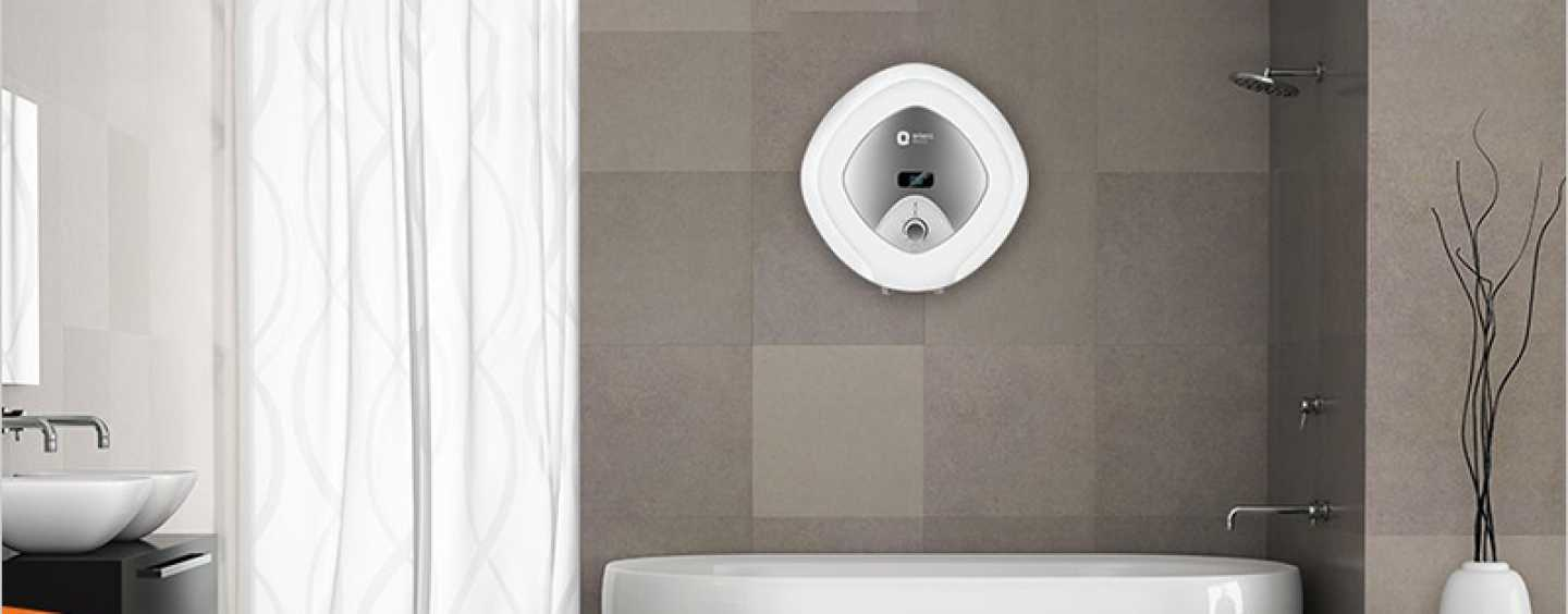 """Smart, Stylish and Very """"Hot"""": Orient Enamour Water Heater"""