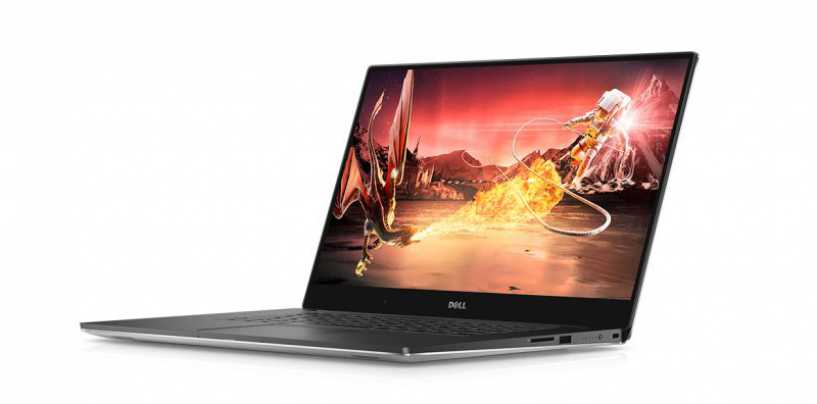 Dell Launches A Premium XPS 15 Laptop For Rs 117,990