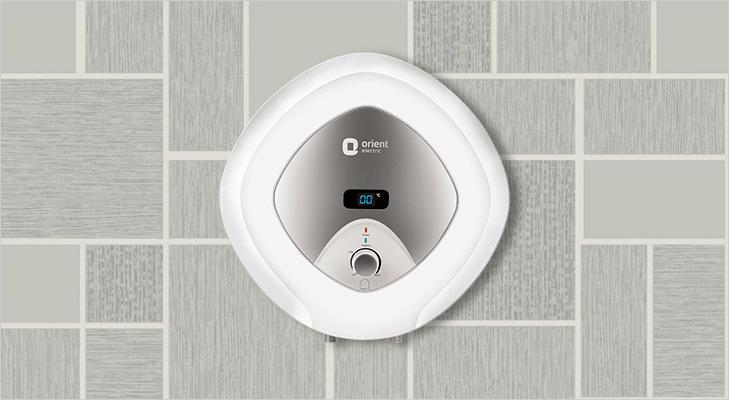 Orient enamour water heater