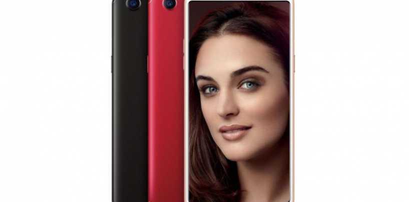 Oppo Unveils Selfie-Centric Smartphone F5 In Philippines