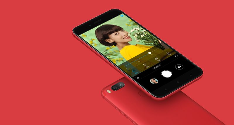Xiaomi Introduces Mi 5X Special Edition In Sassy Red