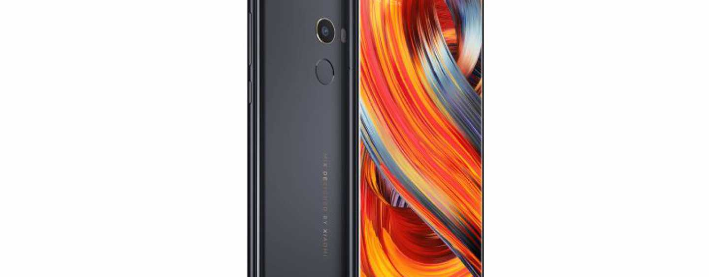 Xiaomi Launches Mi Mix 2 For Rs 35,999