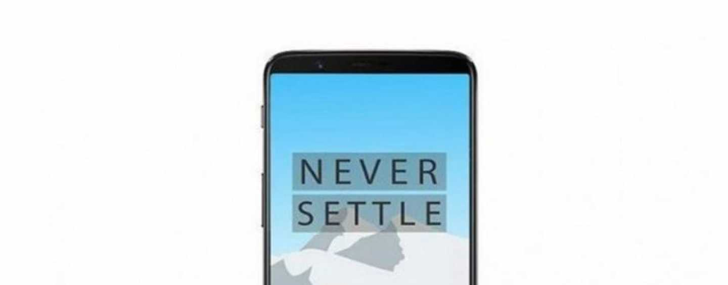 OnePlus 5T Design Revealed Ahead Of Its Official Launch