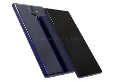 EXCLUSIVE: Flagship Smartphone Nokia 9 Revealed In 3D Renders