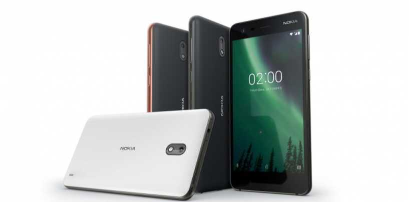 Nokia 2 Lands In India For Rs 7,000