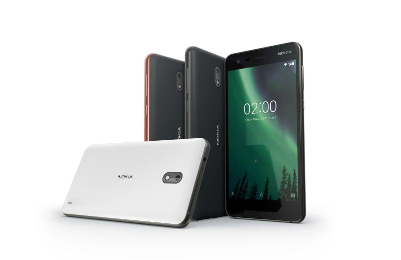 Nokia 2 Offers Long Battery Life On Budget