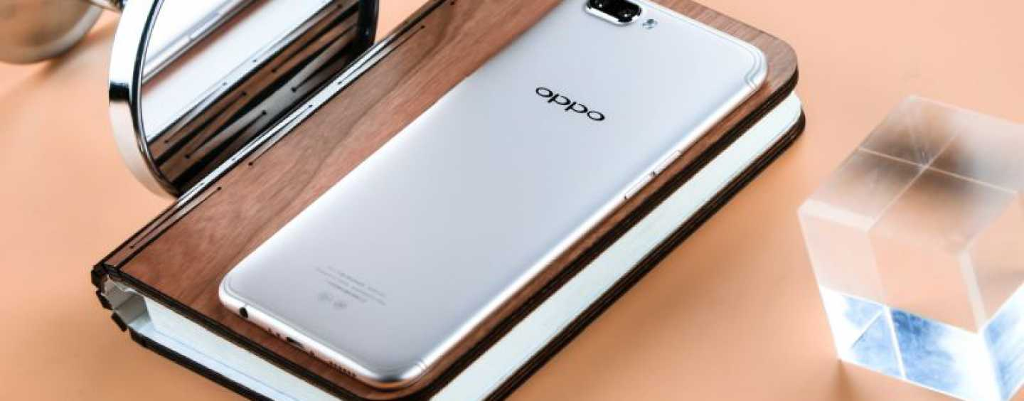 Oppo A85 Spotted With A 5.7-Inch Full Screen Display