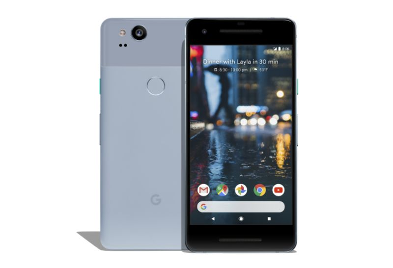 Google Unveils Pixel 2 With Android Oreo And Advanced AI Features