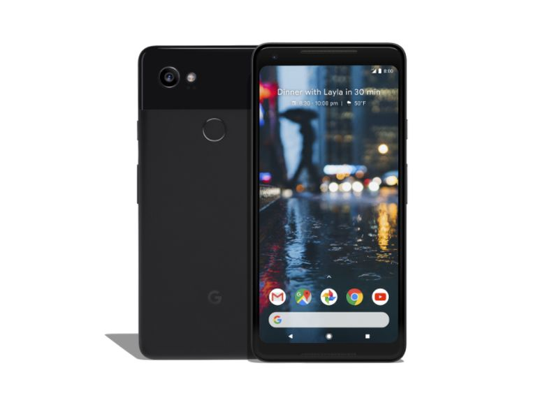 Google Pixel 2 XL Comes With A 6-Inch P-OLED Screen
