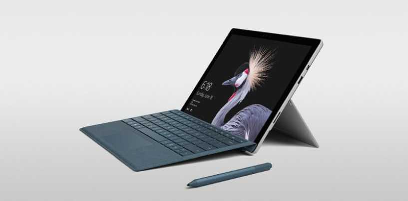 Microsoft Announces Surface Pro With LTE Connectivity
