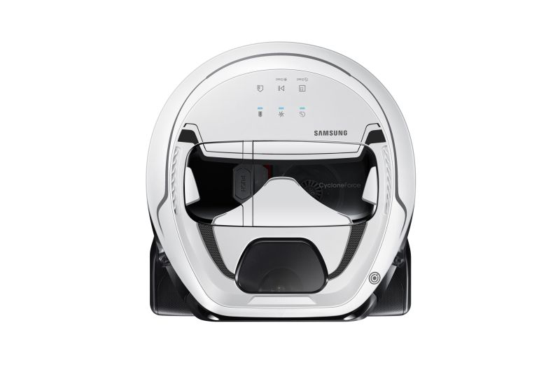 The Darth Vader model comes with Wi Fi connectivity and its own remote control. Both models come with south effects based on the character
