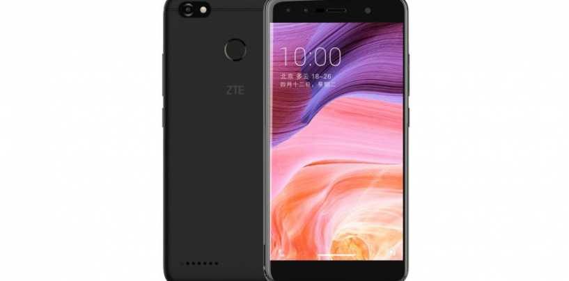 ZTE Blade A3 Offers A Dual Selfie Camera On Budget