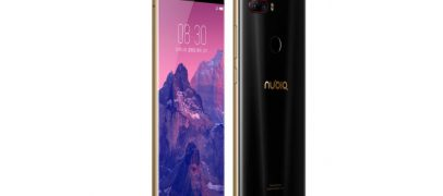 ZTE Launches Flagship Nubia Z17S With 8 GB RAM