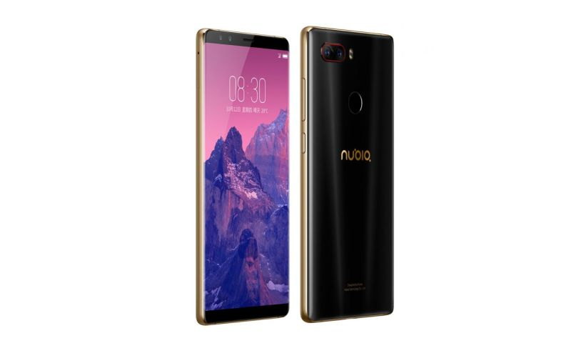 ZTE Launches Flagship Nubia Z17S