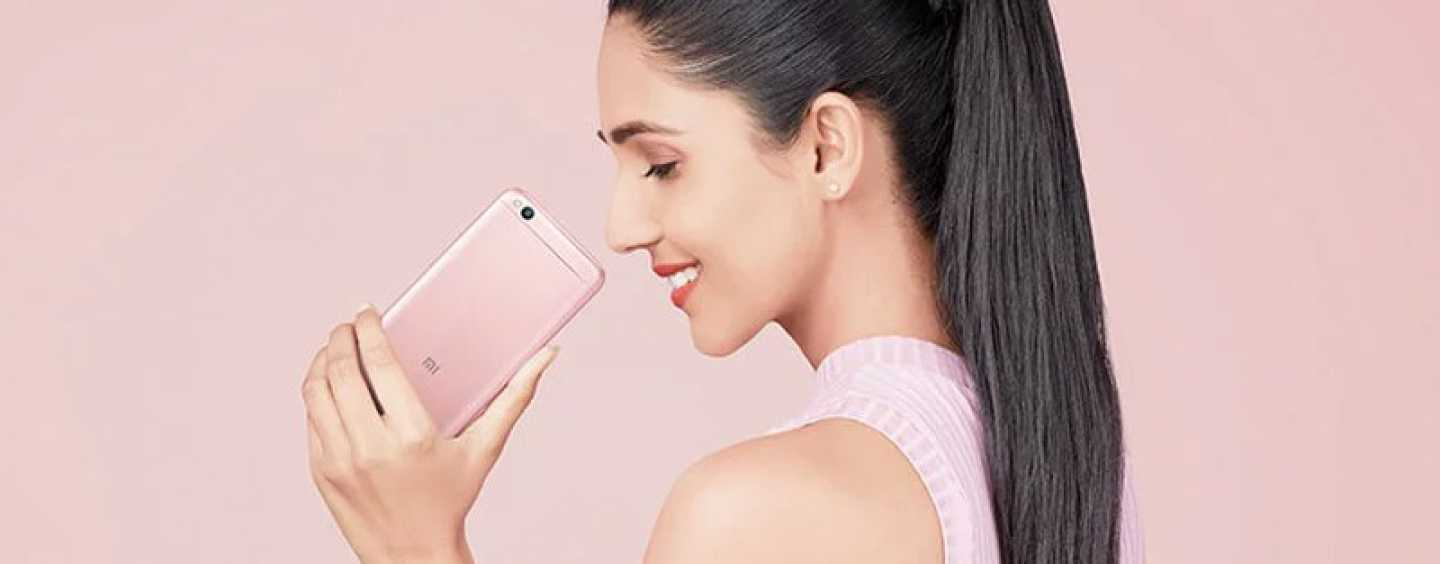 Xiaomi Launches Redmi 5A, Prices Start At Rs 4,999