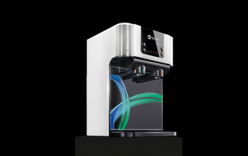 AO Smith Launches Green Series RO Purifiers That Save Water